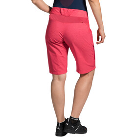 VAUDE Ligure Shorts Damen bright pink